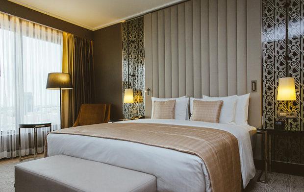 Hotel DoubleTree by Hilton in Minsk Standard Suite