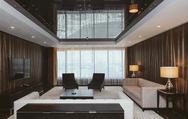Hotel DoubleTree by Hilton in Minsk President Suite