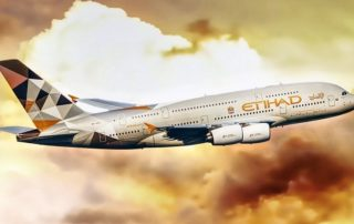 Etihad Changed His Mind and Will Continue to Fly to Minsk