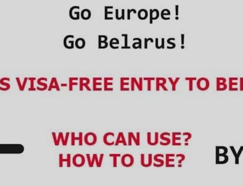 5 Days Visa-Free Visiting Belarus. Who & How?