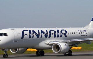 Finnair Helsinki - Minsk