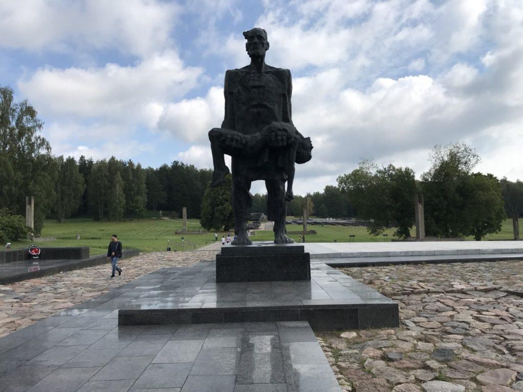 Private Khatyn Memorial Complex Tour