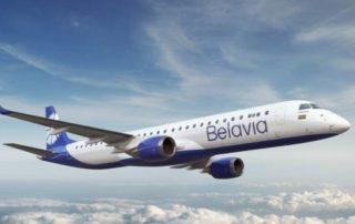 Belavia 5 New Embrier