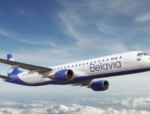 Belavia Takes On Lease 5 New Embraer Airplanes
