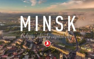 Belarus's lovely capital city