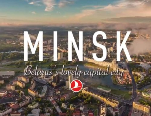 Turkish Airlines Created a Video About Minsk