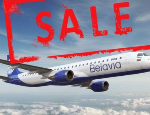 "August 16 Big Ticket Sale from ""Belavia"" Airlines"
