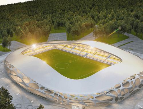 How to Get to Borisov Arena Stadium in Borisov