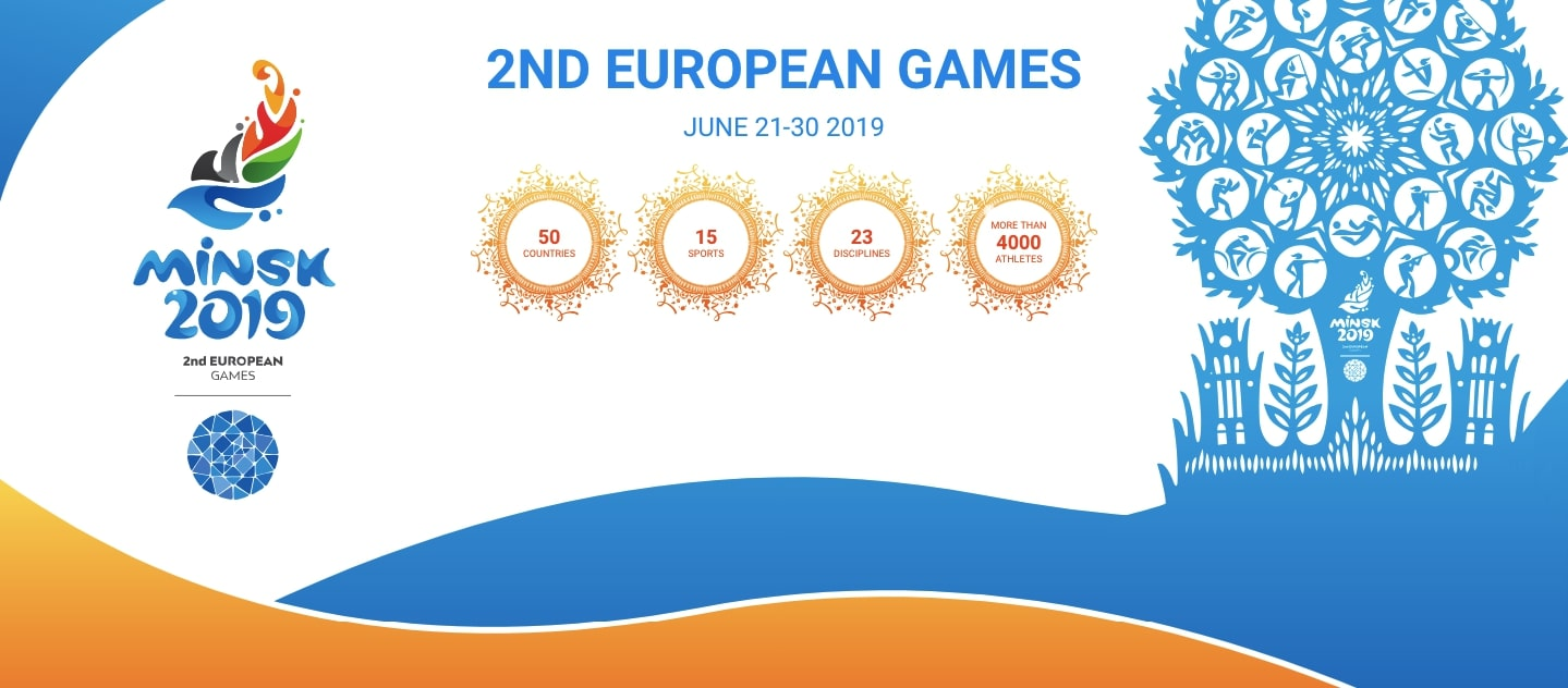2nd European Games 2019