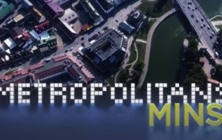 Euronews video Minsk