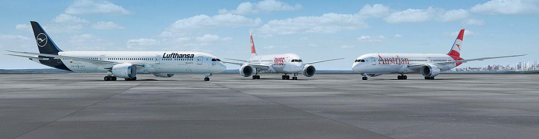 Lufthansa new flight to Minsk