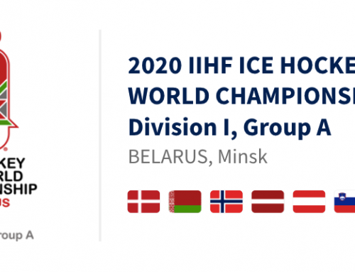 2020 IIHF Ice Hockey U20 World Championship in Minsk