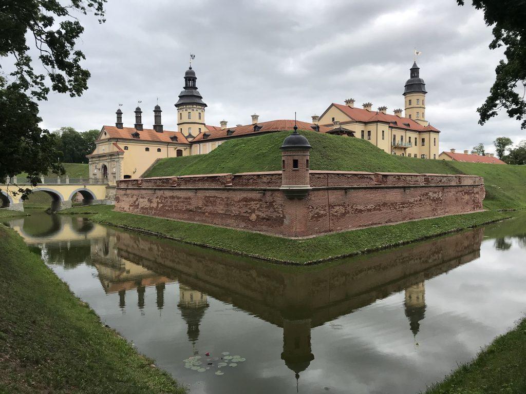 Private Nesvizh Palace Sightseeing Tour