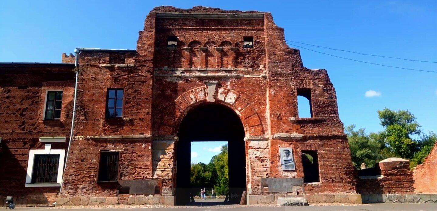 Brest Fortress West Gates