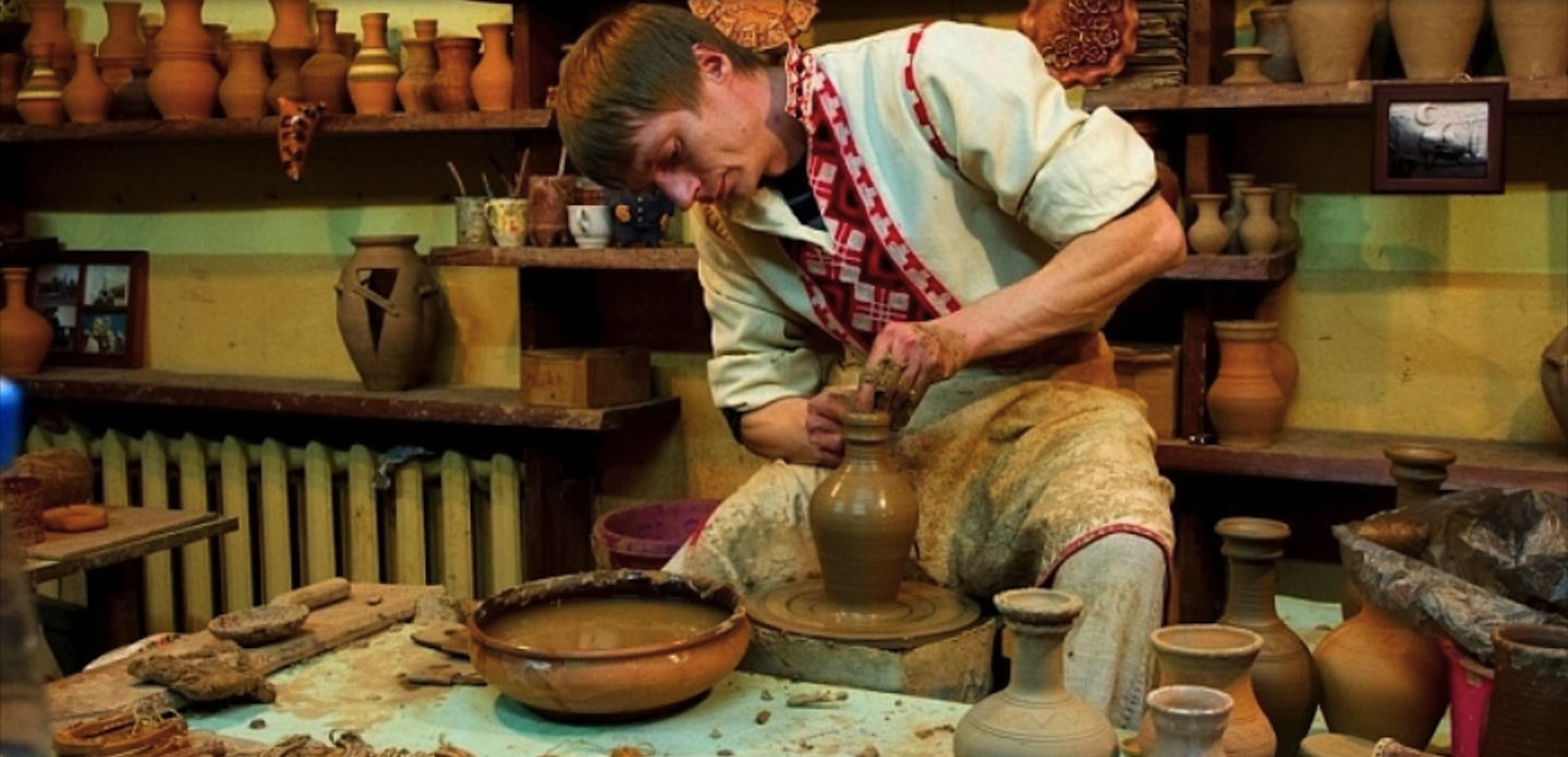 Dudutki Pottery Workshop