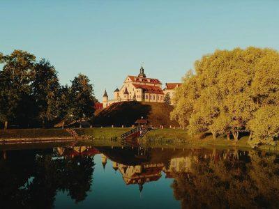Mir Castle Tour