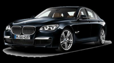 BMW 750Ld Long